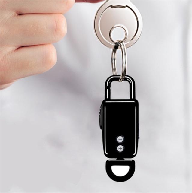 Máy ghi âm ngụy trang móc treo chìa khóa Q5