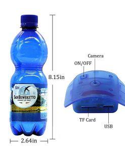 Camera quay lén ngụy trang chai nước K3