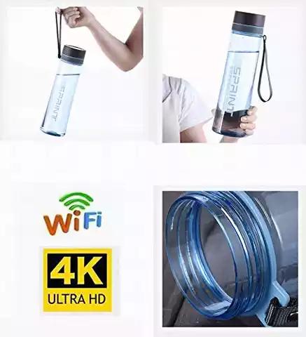 Camera ngụy trang chai nước kết nối wifi