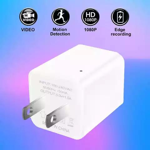 Camera quay lén ngụy trang củ sạc Iphone S2