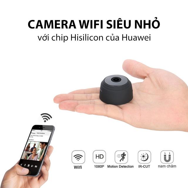 Camera siêu nhỏ