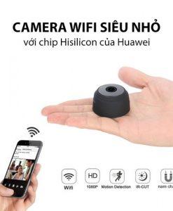 Camera mini siêu nhỏ A9 WiFi Full HD