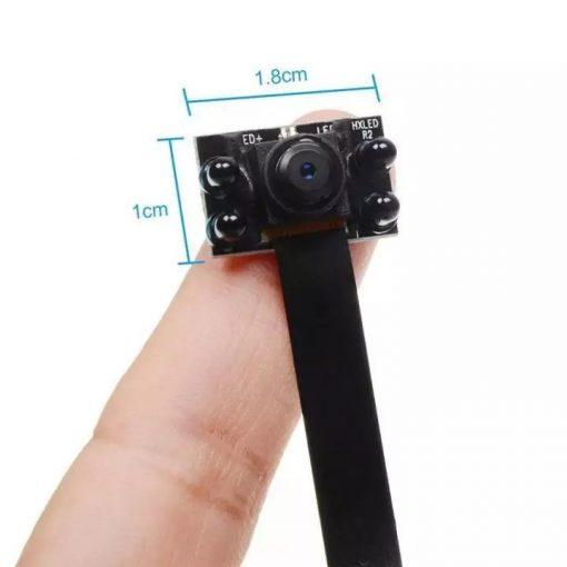 Camera siêu nhỏ S07 hồng ngoại quay đêm điều khiển từ xa