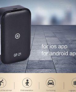 Thiết bị định vị GPS siêu nhỏ không dây GF21