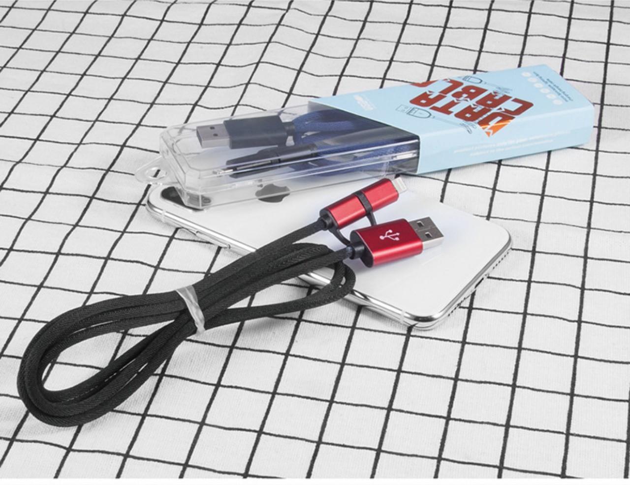 Thiết bị định vị ngụy trang cáp sạc điện thoại X8