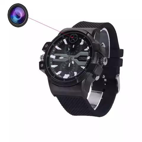 Đồng hồ đeo tay camera wifi W9000