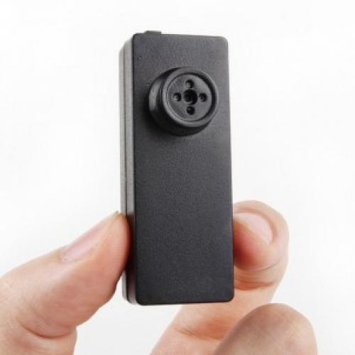 Camera ngụy trang cúc áo H264 điều khiển từ xa