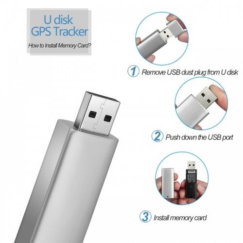 Thiết bị định vị ngụy trang USB